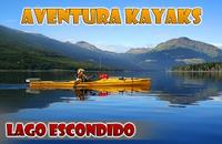 Travesía full day en kayak en Ushuaia